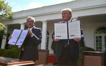 T-MEC: instrumento idóneo para proporcionar certeza económica y mayor confianza a México y Estados Unidos