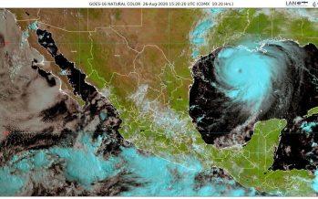 ¡Pacífico, agitado! La Depresión Tropical Trece-E provoca lluvias torrenciales en Colima, Jalisco y Michoacán, y Nayarit