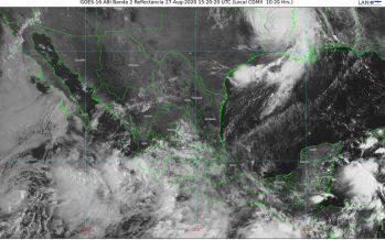 Tormenta Hernan provoca lluvias torrenciales para Chiapas, Colima, Jalisco y Michoacán; y oleaje de 3 a 5 m