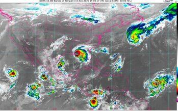 Lluvias torrenciales para Puebla, Tamaulipas y Veracruz: huracán Sally afecta el sureste de México