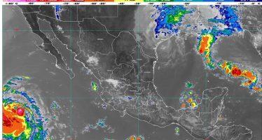 Con el equinoccio de otoño, Chiapas será afectado por lluvias, descargas eléctricas, granizadas y viento fuerte