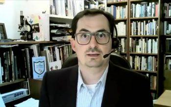 Un padecimiento ligero de la Covid-19, reduce posibilidades de contagio, dice Mauricio Rodríguez de la UNAM