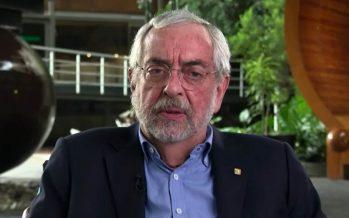 Mensaje de bienvenida a la UNAM por el rector Enrique Graue Wiechers