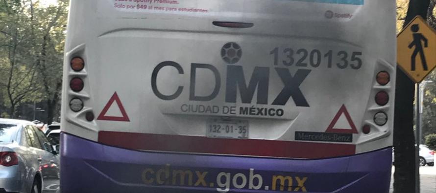 Para lograr metas de mitigación de GEI, es fundamental lograr la descarbonización del transporte en México