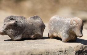 Arqueología: encuentran juguetes que habrían pertenecido a niños prehistóricos