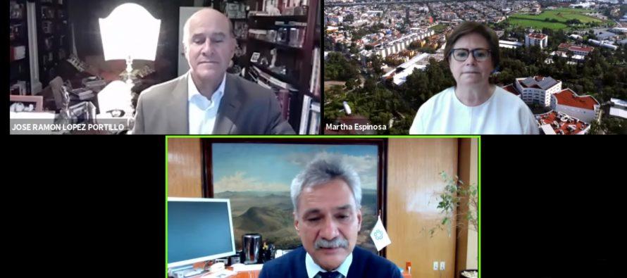 José Ramón López-Portillo Romano (U. Oxford): hay que abordar y aclarar los mitos y realidades de la Cuarta Revolución Industrial