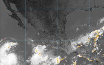 Por Frente Frío Número 4, se pronostican lluvias extraordinarias en el norte de Chiapas y Tabasco
