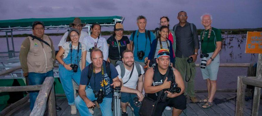 Taller nacional: Situación de la fotografía para la Conservación de la Biodiversidad en México
