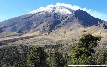 Reabren 8 de noviembre, Parque Nacional Iztaccíhuatl Popocatépetl