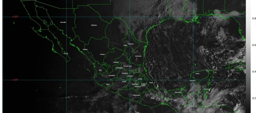 Fuertes lluvias en el sur y sureste mexicano; atención en Campeche, Chiapas, Quintana Roo, Tabasco, Veracruz y Yucatán