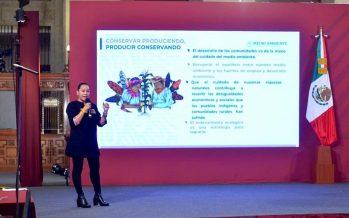 La Semarnat se apoyará en el ordenamiento ecológico y urbano de México, para atender a las personas