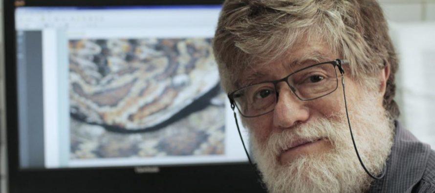 Óscar Flores, primer mexicano en la junta directiva de la Society for the Study of Amphibians and Reptiles