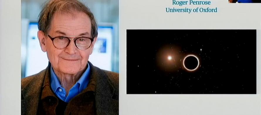 Nobel de Física por estudios de agujeros negros