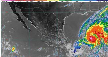 La tormenta tropical Gamma tocó tierra cerca de Tulum, Quintana Roo; provocará lluvias en Chiapas y la península de Yucatán