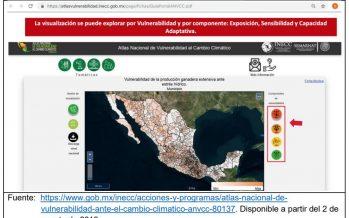 A dos años de su publicación, ¿alguien sabe qué pasó con la evaluación estratégica de la Política Nacional de Cambio Climático de México?