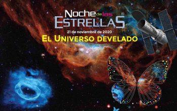 Este sábado, Noche de las Estrellas 2020, la fiesta astronómica más relevante de México y Latinoamérica