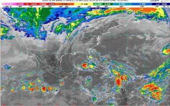 Sur de Chiapas, bajo lluvias intensas; tormenta tropical Eta afecta Península de Yucatán