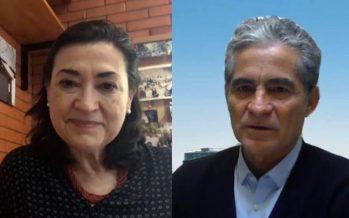 Susana López y Felipe Leal, destacados científicos de la UNAM, ingresan a El Colegio Nacional