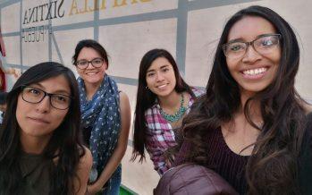 Arcos, Cid, Plata y Cruz, estudiantes de Biología de la BUAP, en final del concurso Por Amor a México, chavos 2020