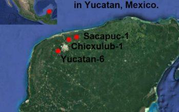 Se convulsiona el mundo científico: meteorito de Chicxulub causante de extinción de dinosaurios, podría no existir, revelan investigadores del IPN