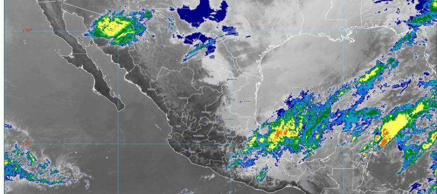 Sigue el frío; aguanieve en sierras de Coahuila y Nuevo León, y cimas mayores a 4 mil 200 msnm en centro y oriente de México
