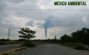 La contaminación de la refinería General Lázaro Cárdenas del Río de PEMEX